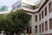 Director del Hospital Dr. Gustavo Fricke efectúa llamado a trabajar en forma conjunta