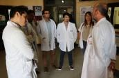Médicos EDF que se integran al SSVQ conocen funcionamientoy criterios de derivación de la red de salud