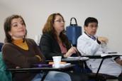 Comisión Territorial Borde Costero efectúa positiva evaluación de primeros meses de trabajo