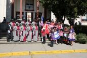 Hospital Dr. Gustavo Fricke SSVQ celebró las Fiestas Patrias