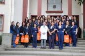 Más de 30 enfermeras se incorporan al Hospital Dr. Gustavo Fricke en el marco de las contrataciones para el nuevo recinto hospitalario