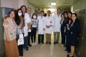 Hospital Dr. Gustavo Fricke presenta a las primeras trasplantadas del país del 2018