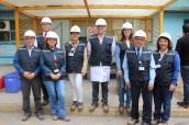 Con jefaturas dependientes de la Dirección continúa 2ª etapa de visitas al Nuevo Hospital