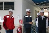 Universidad de Valparaíso y familia de Dr. Gustavo Fricke, recorren el nuevo Hospital Fricke de Viña del Mar