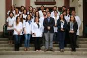 Nuevos médicos llegan al Hospital Dr. Gustavo Fricke