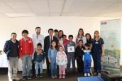 Entrega de Bombas de Insulina para pacientes pediátricos por Ley Ricarte Soto cumplió 1 año de vida en Hospital Gustavo Fricke