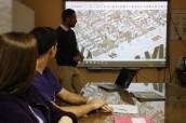Con modelamiento 3D, servicios clínicos del Hospital Dr. Gustavo Fricke se preparan para el cambio al nuevo hospital