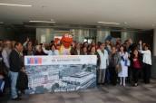 Modelo de atención y traslado hacia el Nuevo Hospital Fricke son temas abordados en el Diálogo Ciudadano 2018
