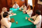 Inicia labores equipo médico que socializará modelos de atención del Nuevo Hospital