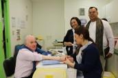 Usuarios podrán agendar su hora de toma de exámenes de laboratorio, en Consultorio de Especialidades del Hospital Dr. Gustavo Fricke SSVQ