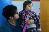 Policlínico Down del Hospital Dr. Gustavo Fricke SSVQ celebra el Día Internacional del Síndrome de Down con sus pacientes y familiares