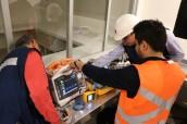 Adelantan equipamiento del nuevo hospital para mejorar la atención clínica