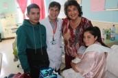 Viña del Mar celebra el Día de la Madre en el Hospital Dr. Gustavo Fricke SSVQ