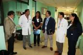 Hospital Dr. Gustavo Fricke se prepara para el desafío de iniciar la atención de sus pacientes en su nuevo recinto
