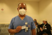 Hospital Dr. Gustavo Fricke SSVQha vacunado al 98.5% de sus funcionarios