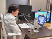 Hospital Dr. Gustavo Fricke SSVQ rindió su primera Cuenta Pública virtual  inclusiva con énfasis en la labor contra el covid