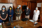Se reestructura directiva del Consejo Consultivo de Usuarios del Hospital Dr. Gustavo Fricke SSVQ
