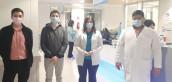 Cinco médicos harán su Período Asistencial Obligatorio (PAO) en el Hospital Dr. Gustavo Fricke SSVQ